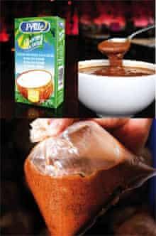 Kerisik (roasted coconut)
