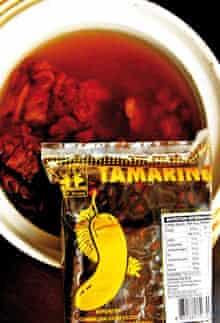 Asam Jawa (tamarind)