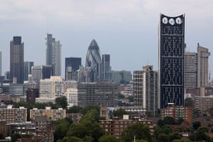 2010 green technologies: The 480ft Strata Tower In London Is Named The UK's Ugliest New Building