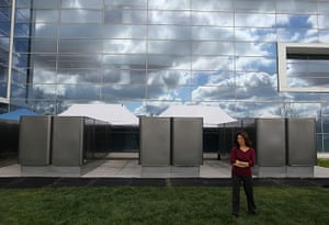 2010 green technologies: Bloom Energy Touts Breakthrough In Affordable Energy Technology