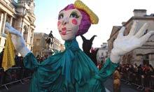 The London Parade