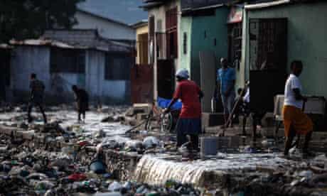 Haiti floods February 2010