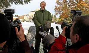 WikiLeaks founder sexual assault claims