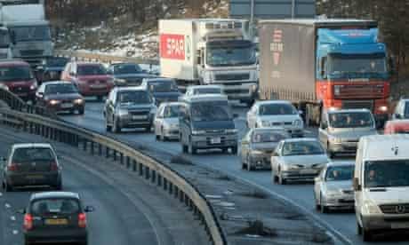 drivers motorway