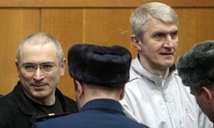 Khodorkovsky and Lebedev