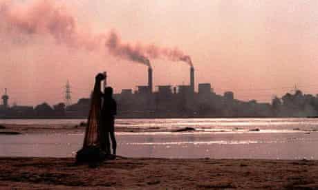 India, Delhi: Indraprastha power station