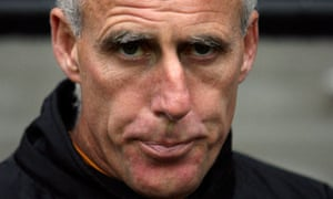 The Wolverhampton manager, Mick McCarthy