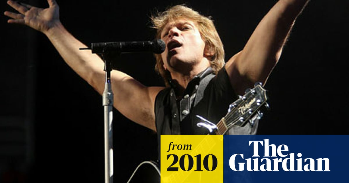 Bon Jovi named as highest earning live act of 2010 | Music