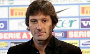 FC Internazionale Milano Unveils New Coach Leonardo