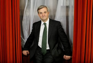 2010 year in environment: Chris Huhne, Secretary of State for Energy and Climate Change