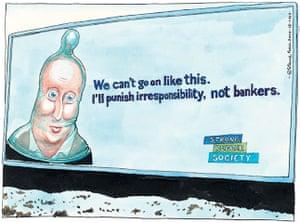 Steve Bell's cartoons : Steve Bell's political cartoons of the year