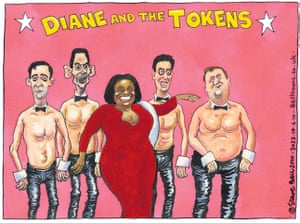 Steve Bell's cartoons : Steve Bell's cartoons of the year