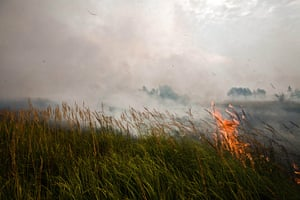 2010 year in environment2: Russian wildfires