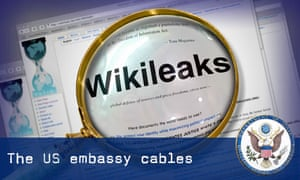 WikiLeaks under the magnifying glass US embassy cables