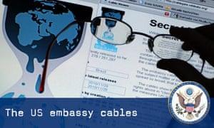 Wikileaks page
