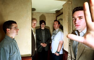 Year in business: Pop band Hot Chip