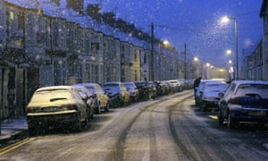 Cardiff council assesses damage after week of snow and icy
