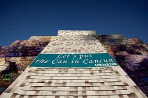 Week in Cancun COP16: TckTckTck