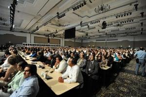 Week in Cancun COP16: COP16 plenary