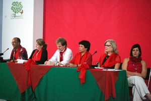 Week in Cancun COP16: Women in REDD+