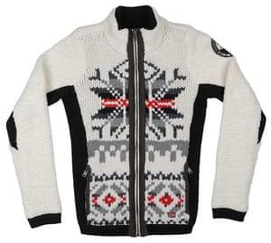 Key trends: Ski: Fleece top