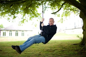 pictures of the year: Steve Davis