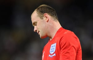 pictures of the year: England v Germany