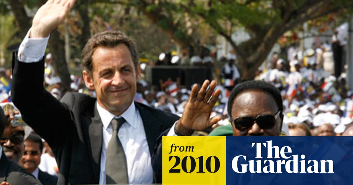 Omar Bongo pocketed millions in embezzled funds, claims US cable