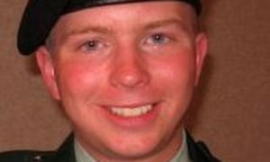 Bradley Manning, accused of leaking classified reports to WikiLeaks