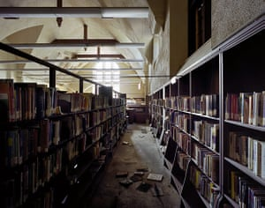 Ruins of Detroit: East Side Public Library