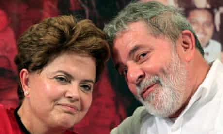 Rousseff and Lula