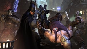 Games of 2011: 20 Most Anticipated Games of 2011: Batman