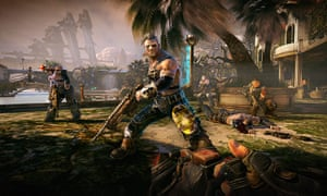 Games of 2011: 20 Most Anticipated Games of 2011: Bulletstorm