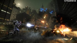 Games of 2011: 20 Most Anticipated Games of 2011: Crysis 2