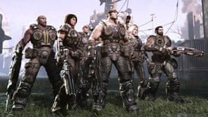 Games of 2011: 20 Most Anticipated Games of 2011: Gears of War 3