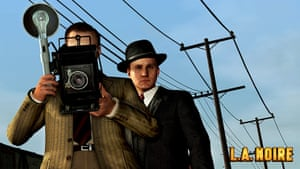 Games of 2011: 20 Most Anticipated Games of 2011: LA Noire
