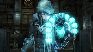 Games of 2011: 20 Most Anticipated Games of 2011: Metal Gear Solid Rising