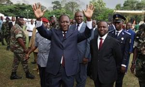 Alassane Ouattara, Ivory Coast