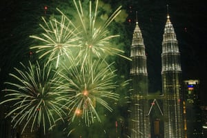 New Year Celebrations: New Year celebrations