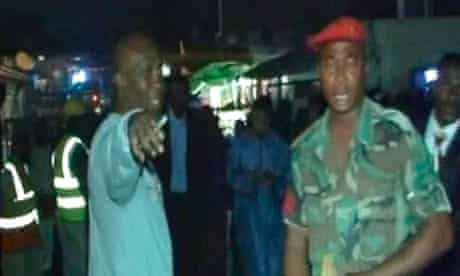 Nigerian bomb attack, Abuja