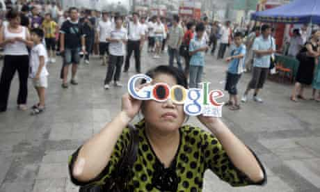 Google pulled out of China amid a row over censorship and hacking.