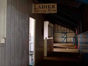 Cradle of the Game: Bury 'Ladies Retiring Room'