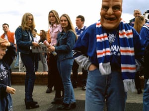 Cradle of the Game: Rangers 'Gazza and the three girls'