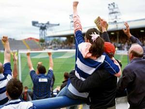 Cradle of the Game: Greenock Morton 'Drop the daughter in it'