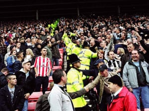 Cradle of the Game: Sunderland versus Newcastle 'A hand across the rivalry'