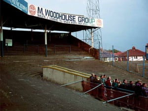 Cradle of the Game: Preston North End 'The Kop End recalled'