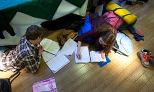 Soas student sit-in