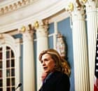 Hillary Clinton at the state department