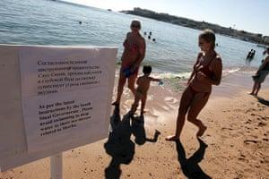 Egypt shark attack: Shark attack Sharm el-Sheikh