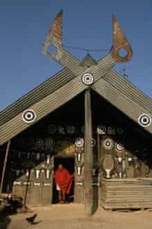 Angami house